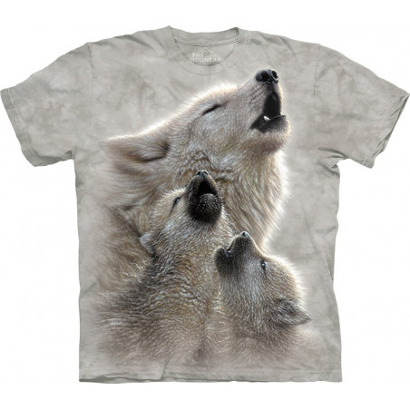 Wolves Singing Lessons T-Shirt