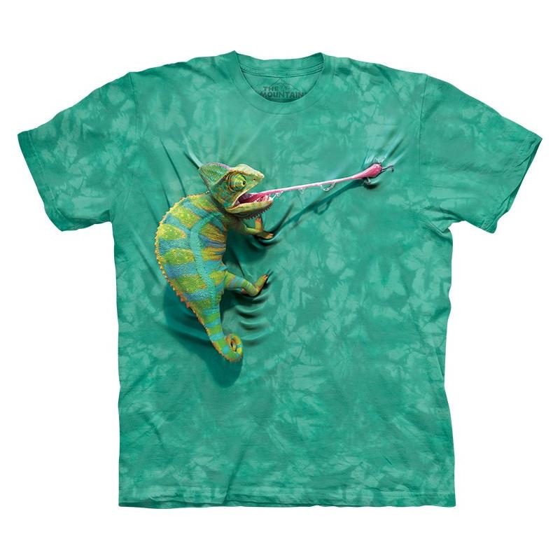 Climbing Chameleon T-Shirt