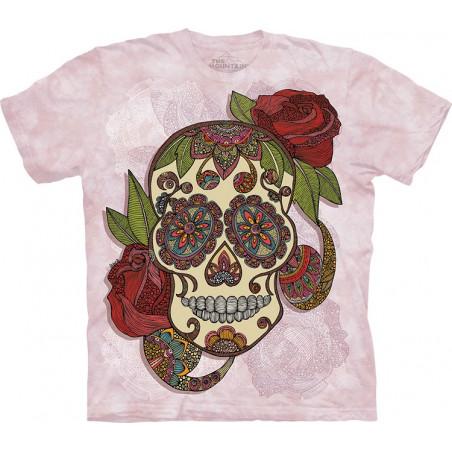 Paisley Sugar Skull