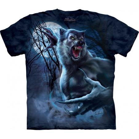 Ripped Werewolf T-Shirt The Mountain