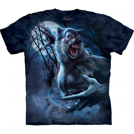 The Mountain Ripped Werewolf T-Shirt