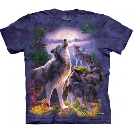 Wolfpack Moon T-Shirt