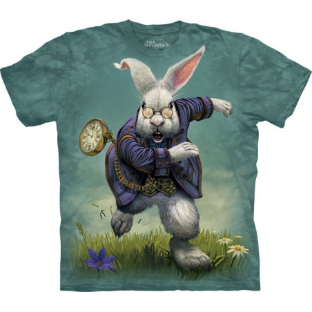 White Rabbit T-Shirt The Mountain