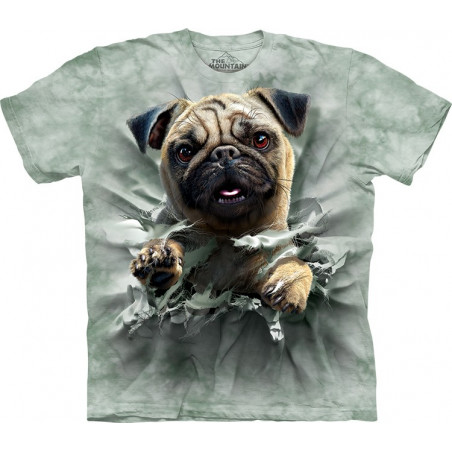 Pug Breakthru T-Shirt