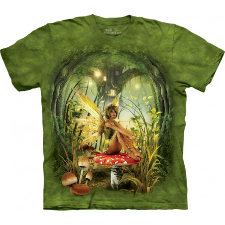 Toadstool Fairy T-Shirt The Mountain