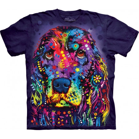 Russo Cocker Spaniel T-Shirt