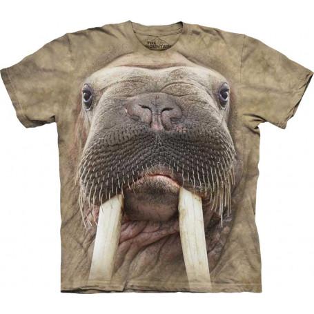 Walrus Face