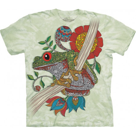 Phileus Frog T-Shirt The Mountain