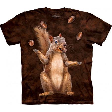 Nut Juggler T-Shirt The Mountain