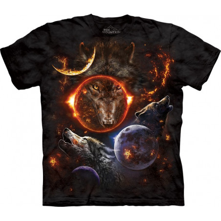 Cosmic Wolves T-Shirt