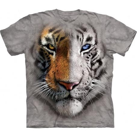 Big Face Split Tiger
