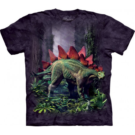 Stegosaurus T-Shirt The Mountain
