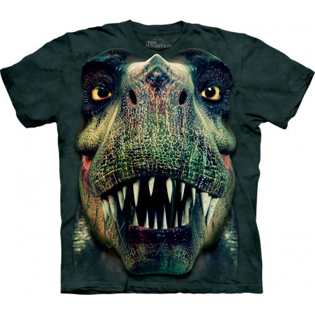 Rex Portrait T-Shirt The Mountain