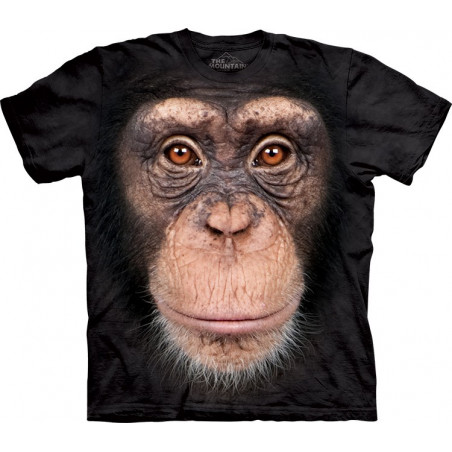 Chimp Face T-Shirt