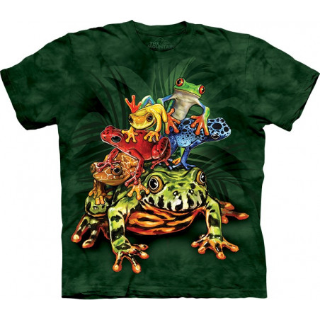 Frog Pile T-Shirt The Mountain