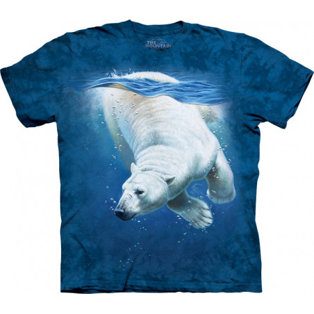 Polar Bear Dive T-Shirt The Mountain