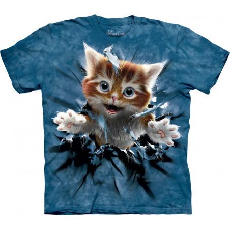 Ginger Kitten Breakthrough T-Shirt The Mountain