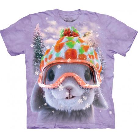 Funny Snow Bunny T-Shirt