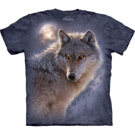 The Mountain Adventure Wolf T-Shirt