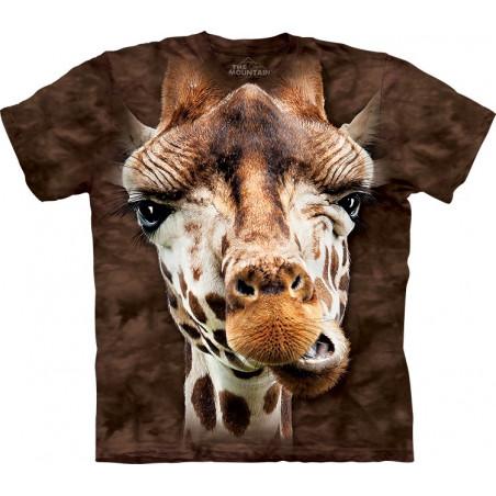 The Mountain Giraffe T-Shirt