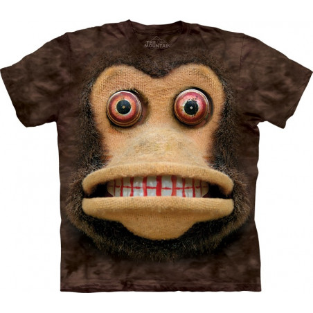 Big Face Cymbal Monkey T-Shirt