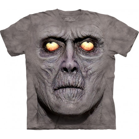 Zombie Portrait T-Shirt The Mountain