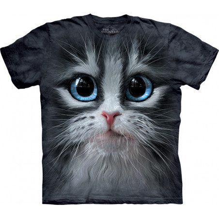 Cutie Pie Kitten Face T-Shirt