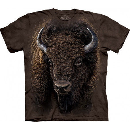The Mountain American Buffalo T-Shirt