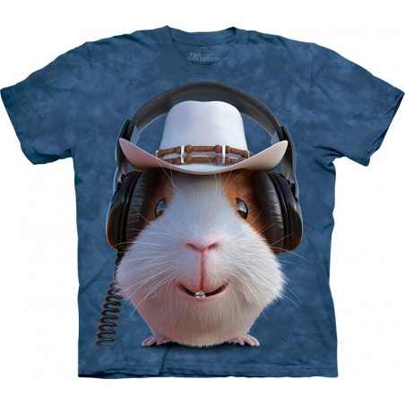 Guinea Pig Cowboy T-Shirt The Mountain