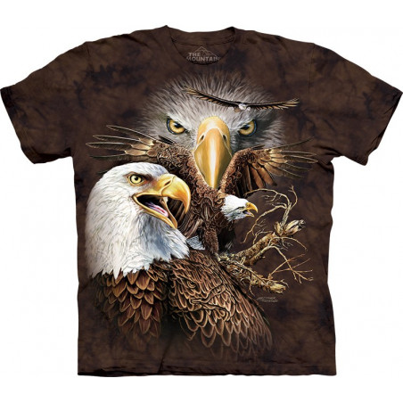 Find 14 Eagles T-Shirt The Mountain