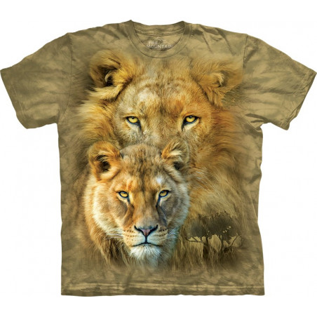 Lions African Royalty T-Shirt