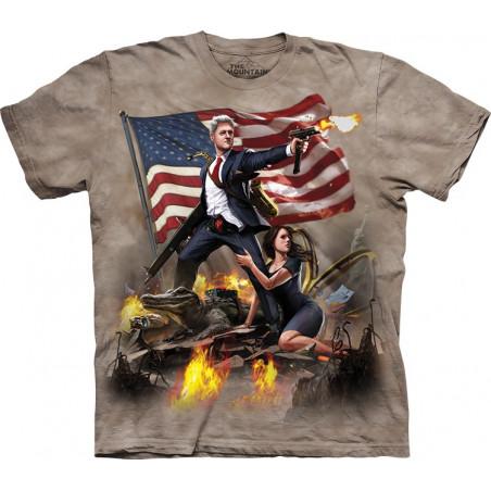 Clinton T-Shirt The Mountain