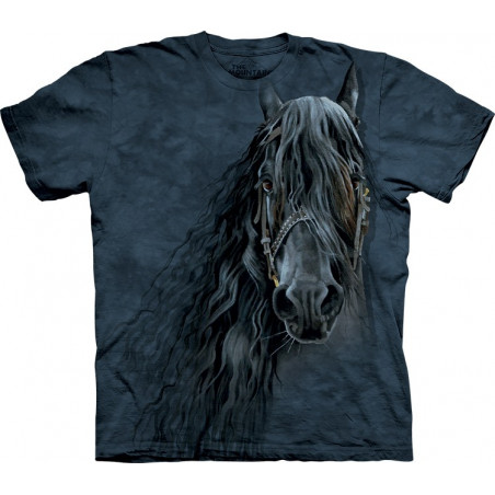 Horse Forever Friesian T-Shirt