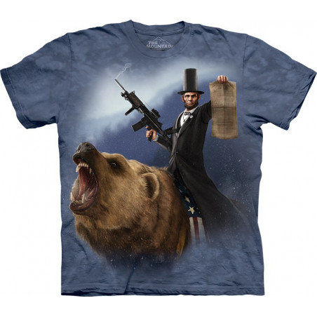 Lincoln The Emancipator T-Shirt The Mountain
