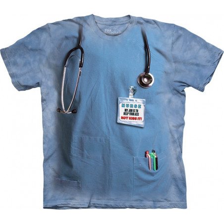 Nurses Job T-Shirt The Mountain