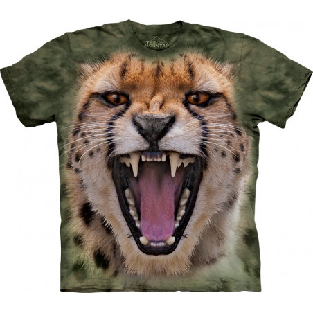 Wicked Nasty Cheetah T-Shirt The Mountain