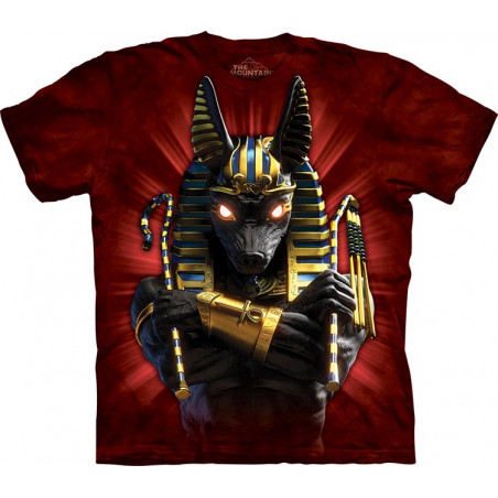 Anubis Soldier T-Shirt The Mountain