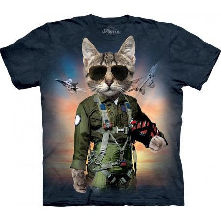 Tom Cat T-Shirt The Mountain