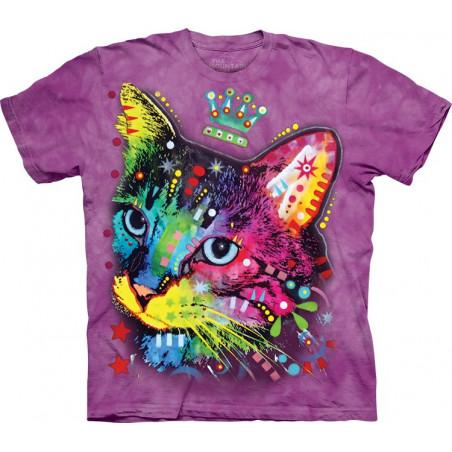 Crown Kitten T-Shirt The Mountain