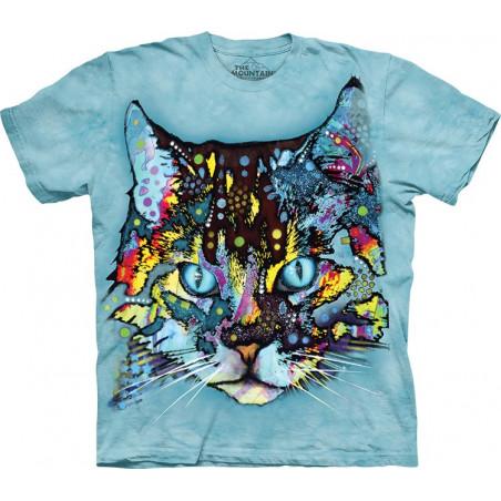 Hypno Cat T-Shirt The Mountain