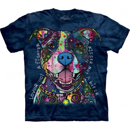 Dog Russo Kisser T-Shirt The Mountain