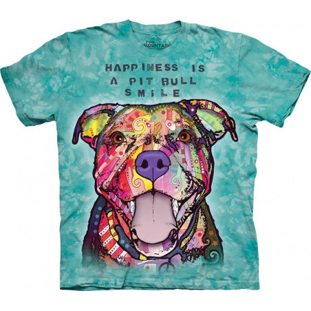Pit Bull Smile T-Shirt