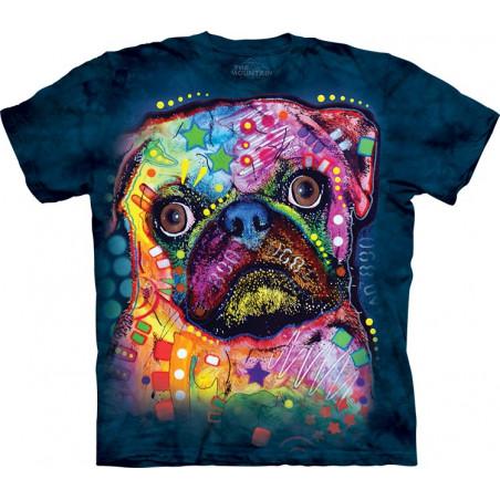 Russo Pug T-Shirt