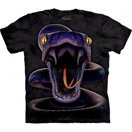 Snake Strike T-Shirt The Mountain