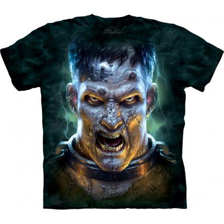 Frankenstein T-Shirt The Mountain