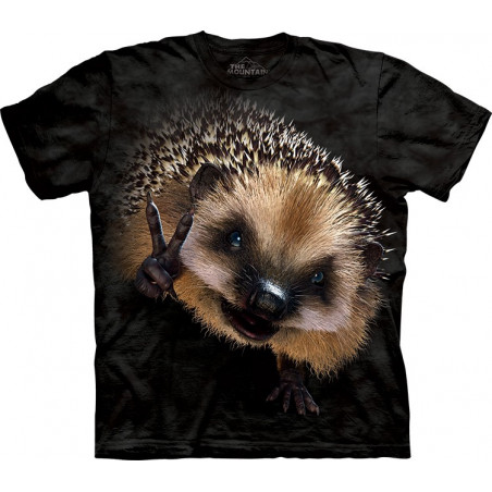 Peace Hedgehog T-Shirt