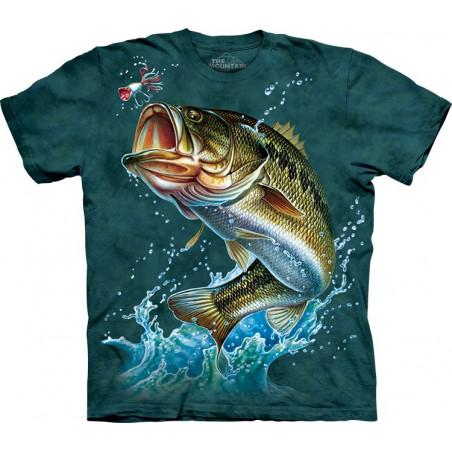 The Mountain Bass T-Shirt