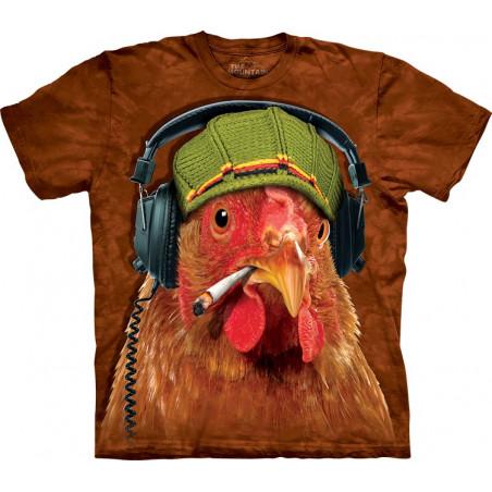 DJ Fried Chicken T-Shirt The Mountain