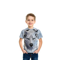 White Wolf DJ T-Shirt