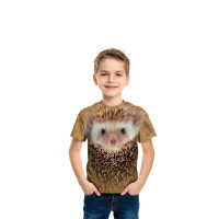 Big Face Hedgehog T-Shirt